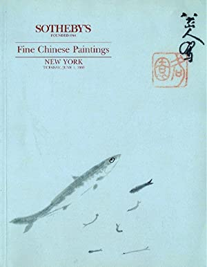 Sothebys June 1993 Fine Chinese Paintings