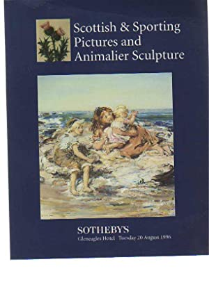 Sothebys 1996 Scottish & Sporting Pictures, Animalier: Sothebys