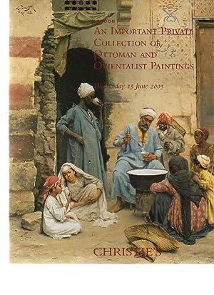 christies 2005 important ottoman orientalist paintings christies