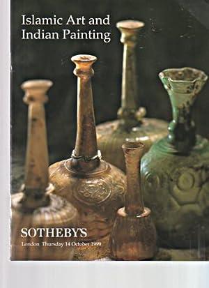 Sothebys 1999 Islamic Art & Indian Painting: Sothebys