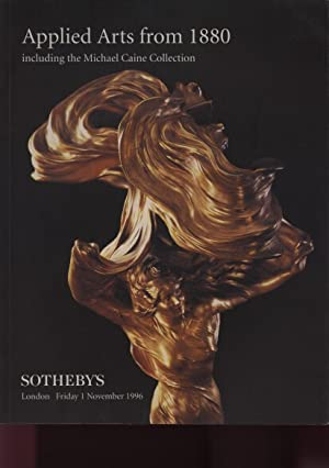 Sothebys 1996 Applied Arts from 1880 &: Sothebys