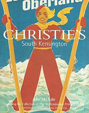 Christies February 2004 The Ski Sale inc Wolfensberger Collection