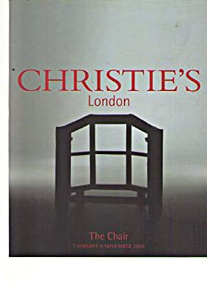 Christies 2000 The Chair: Christies