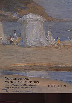 Phillips 2001 Yorkshire & Victorian Paintings: Phillips