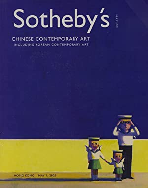 Sothebys May 2005 Chinese Contemporary Art including Korean Contemporary Art