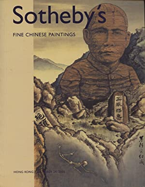 Sothebys October 2005 Fine Chinese Paintings