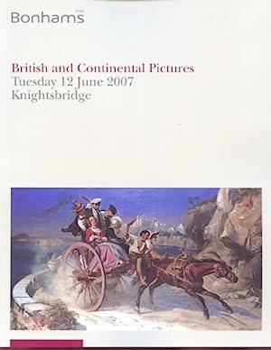 Bonhams 2007 British & Continental Pictures: Bonhams