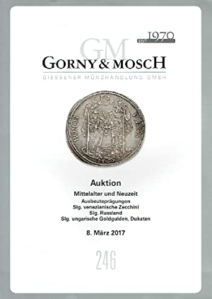 Gorny & Mosch March 2017 Coins and: Misc.