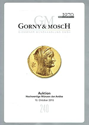 Gorny & Mosch October 2016 Fine Ancient: Misc.