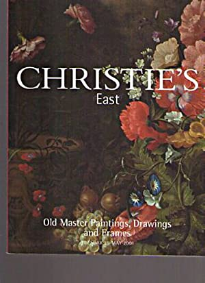 Christies 2001 Old Master Paintings, Drawings & Frames