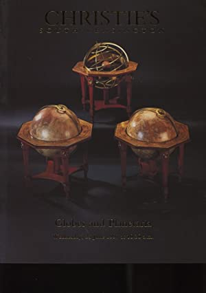 Christies 1997 Globes and Planetaria