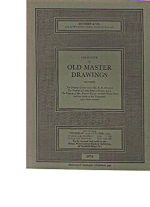 Sothebys October 1974 Old Master Drawings