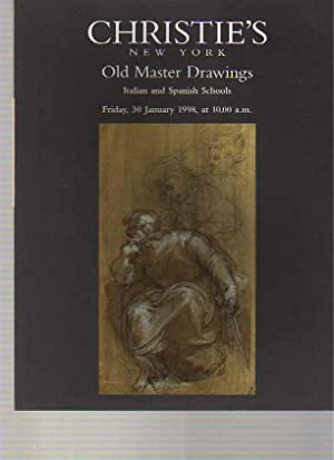 Christies 1998 Italian & Spanish Old Master: Christies