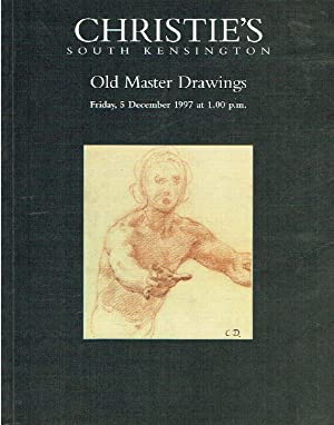 Christies December 1997 Old Master Drawings: Christies