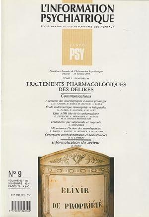 L'Information Psychiatrique - Revue mensuelle des Psychiatres: J.-M. Azorin, D.
