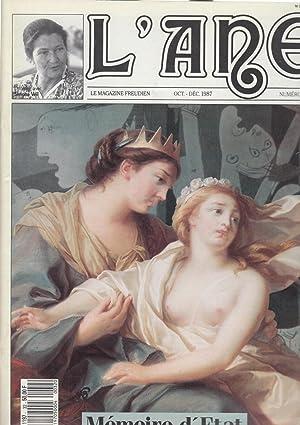 L'Ane - Le magazine Freudien - N°: Peter Berner, Pascal