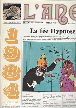 L'Ane - Le magazine Freudien - N°: Marcel Froissart, Nelcya