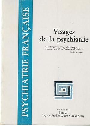 Psychiatrie française - Vol. XXII - Été: Simon-Daniel Kipman, Jacques