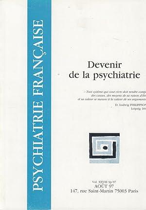 Psychiatrie française - Vol. XXVIII - Août: Christian Vasseur, Jackie