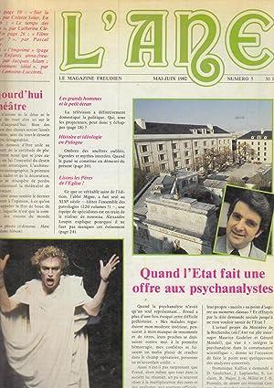 L'Ane - Le magazine Freudien - Mai-Juin: Colette Soler, D.