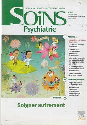 Soins Psychiatrie - La revue de tous: Annick Perrin-Niquet, Patrick