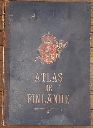 Atlas de Finlande: Edvard Rudolf Neovius