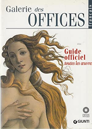 La galerie des offices abebooks - Galerie des offices florence site officiel ...