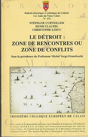Bulletin historique et artistique du Calaisis. Les: Stéphane Curveiller, Michel