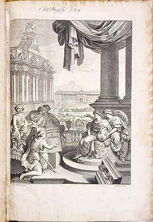 LES DIX LIVRES D ARCHITECTURE DE VITRUVE: Vitruvius, ( Perrault,