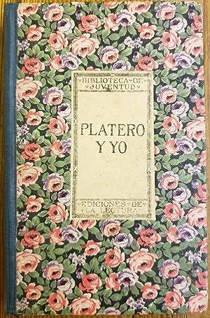 Platero y Yo. Elegia Andaluza.: Juan Ramon Jimenez.