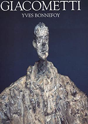 Giacometti; A Biography of His Work: Yves Bonnefoy