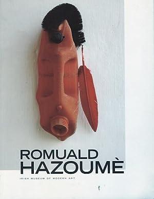Romuald Hazoume: Enrique Juncosa