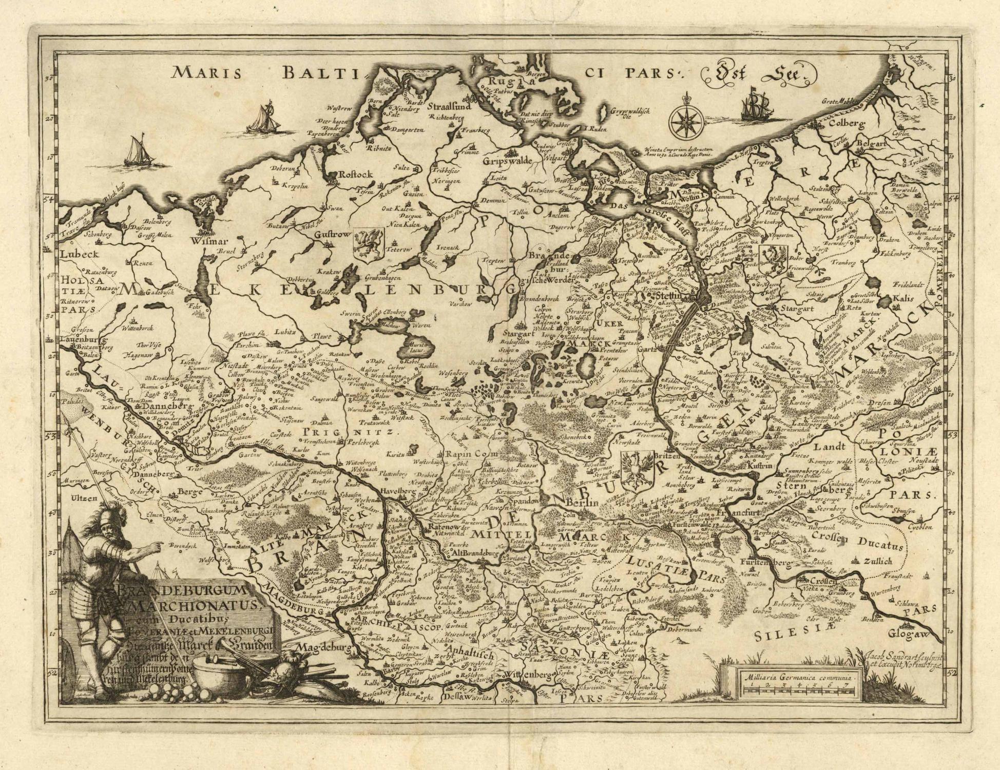 Prediger Len vialibri books from 1683 page 1