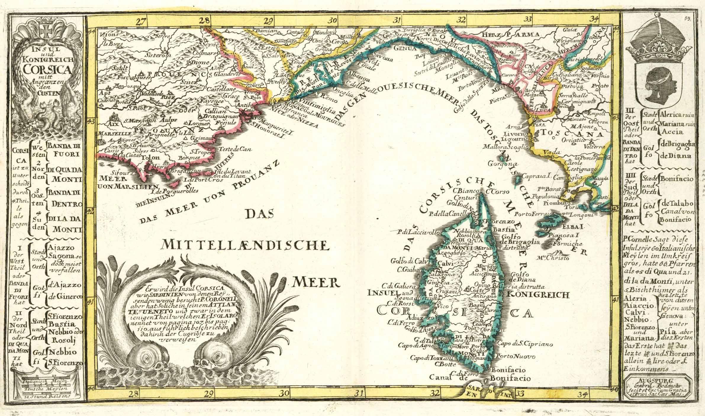 Ital.Mittelmeerinsel
