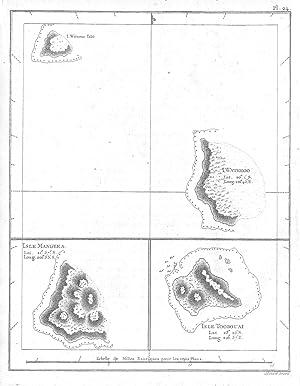 Mangaia Island (Isle Mangeea), Tubuai Islands (Isle: TUBAI ISLANDS /
