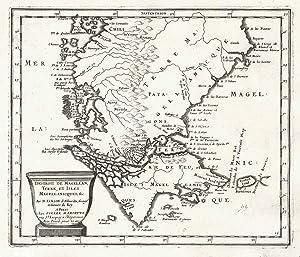 Destroit De Magellan, Terre, Et Isles Magellanicques,: MAGELLANSTRASSE (Strait of