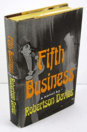 essays on fifth business by robertson davies Fifth business, the first book in the deptford trilogy by canadian writer robertson davies, is dunstan ramsay's memoir written as a letter to a headmaster of colborne college, where dunstan was teaching for 45 years.