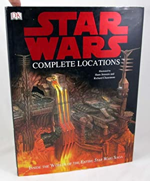 The Complete Locations of Star Wars: Inside: Kristin Lund; Simon