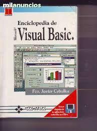 ENCICLOPEDIA DE MICROSOFT VISUAL BASIC.: CEBALLOS SIERRA, FCO.