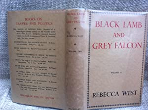 Black Lamb and Grey Falcon Vol. 1: West R