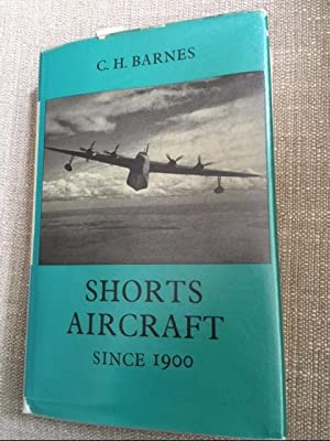 Shorts Aircraft since 1900: Barnes, C.H.
