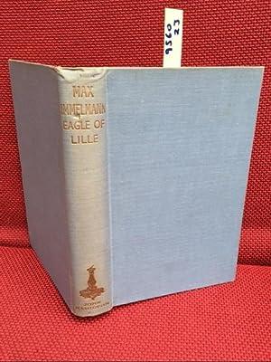 Max Immelmann, Eagle Of Lille: Immelmann, F