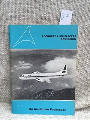 9780851300580: Lockheed L-188 Electra and Orion - AbeBooks
