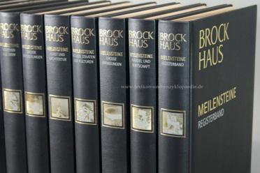 Brockhaus Meilensteine Geschichte Kultur . 21 Bände & AudioPen