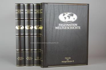 Faszination Weltgeschichte, alle 20 Bände (incl. DVD/Multimedial) | individuell