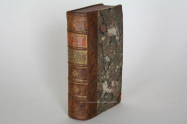 Brockhaus Conversations-Lexicon 2. Auflage, Band 6 (M-R), 1815 | Einband 1: Brockhaus, Friedrich ...