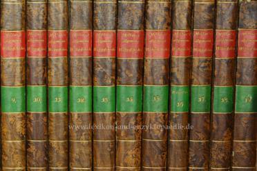 Millot, Allgemeine Weltgeschichte alter, mittler & neuer Zeiten, 1813: Abt [Claude Francois ...