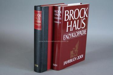 Brockhaus Enzyklopädie Jahrbuch 2011, Halbleder | individuell (mit SU)