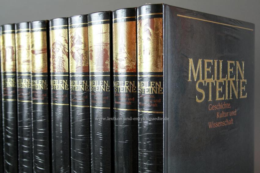 Meilensteine Geschichte, Kultur und Wissenschaft, 21 Bände & AudioPen   Neu & OVP