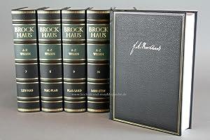 Brockhaus A-Z Wissen & Themenwissen, 18 Bände (2005/2009) | neuwertig